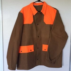 WALLS Upland Hunting Jacket w/Removable Game Pouch